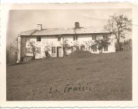 La maison au début du 19ième siècle